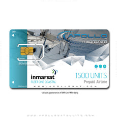 Inmarsat Fleet One Coastal Prepaid 1500 Unit