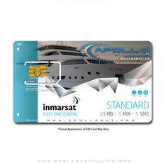 Inmarsat Fleet One Coastal Standard Monthly Plan