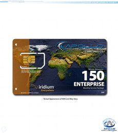 Iridium Enterprise Package - Monthly Postpaid Service