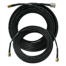 Inmarsat Beam Active SMA/TNC Cable Kit - 13m/42.7ft ISD933