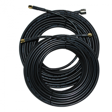 Inmarsat Beam Active SMA/TNC Cable Kit - 18.5m/60.9ft ISD934
