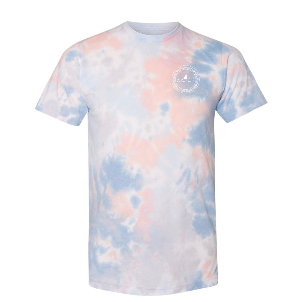 BB Sugar & Spice Hand Dye Tee Blue/Orange *