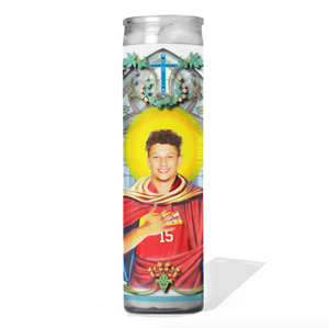 Mahomie Prayer Candle