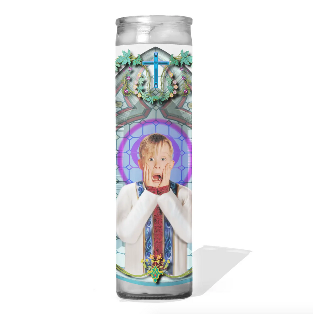 KEVIN! Prayer Candle