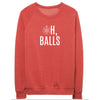 The Frankie / Oh, Balls Red