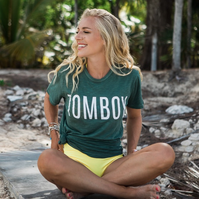 Tomboy Tee, More Colors