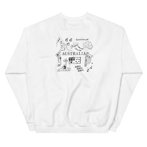 Aussie Wildlife Charity Sweatshirt