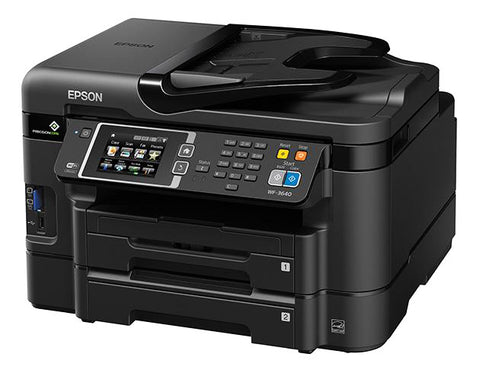 How I Fixed My Epson WF-3640 Error Code 0x97 – Smart Print