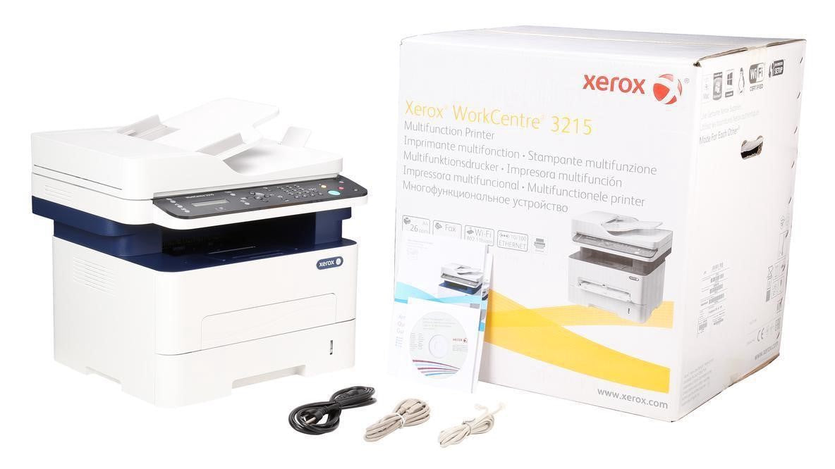Xerox WorkCentre 3215 Printer Review – Smart Print Supplies