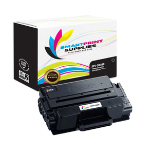 4 Pack Samsung D203E Black Super High Yield Toner Cartridge Replacement By Smart Print Supplies