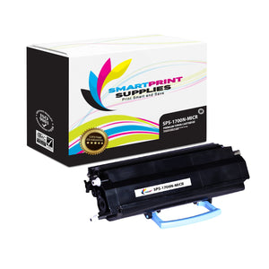 2 Pack Dell 1700N MICR Replacement Black Toner Cartridge by Smart Print Supplies /6000 Pages