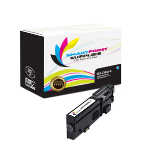 8 Pack Dell C2660 4 Colors Replacement Toner Cartridge By Smart Print Supplies