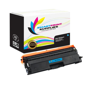 4 Pack  Brother TN336 Replacement 4 Colors Toner Cartridge by Smart Print Supplies /4,000 per black cartridge, and 3,500 per color cartridge Pages