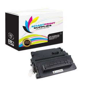 2 Pack HP 90X CE390X Replacement Black Toner Cartridge by Smart Print Supplies