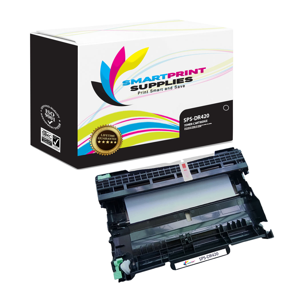 Brother DR420 Replacement Drum Unit By Smart Print Supplies