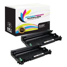 2 Pack Brother DR630 Replacement Black Drum Unit by Smart Print Supplies /12000 Pages