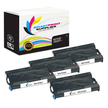 Brother PC501 Black Compatible Ribbon Cartridge by Smart Print Supplies