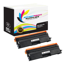 Smart Print Supplies TN336 Black Replacement Toner Cartridge Two Pack