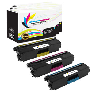Smart Print Supplies TN339 Colour Replacement Toner Cartridge Three Pack