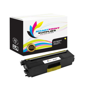 Brother TN339 Replacement Yellow Toner Cartridge by Smart Print Supplies /6000 Pages