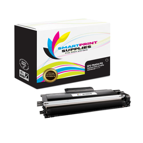Brother TN450 Premium Toner Cartridge Replacement By Smart Print Supplies