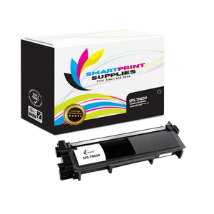 Brother TN630 Replacement Black Toner Cartridge by Smart Print Supplies /1200 Pages