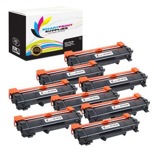 Compatible Brother TN730 Black Toner Cartridge By Smart Print Supplies