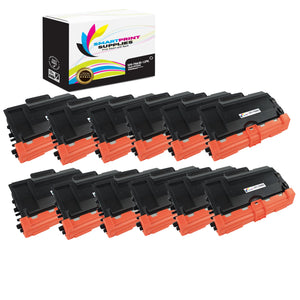 12 Pack Brother TN880 Black Replacement Standard Toner By Smart Print Supplies