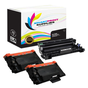 Brother TN890 Replacement Black Toner Cartridge by Smart Print Supplies /20,000 per cartridges and 30,000 per drum unit Pages