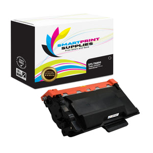 Brother TN890 Replacement Black Toner Cartridge by Smart Print Supplies /20000 Pages