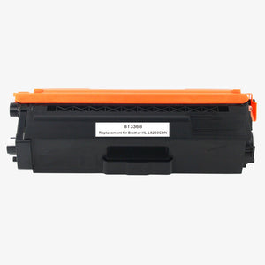 Brother TN336 Replacement Cyan Toner Cartridge by Smart Print Supplies /3500 Pages