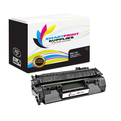 Canon 119 Replacement Black Toner Cartridge by Smart Print Supplies /2100 Pages