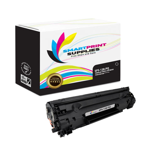 Canon 128 Premium Toner Cartridge Replacement By Smart Print Supplies