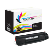 Canon 137 Replacement Black Toner Cartridge by Smart Print Supplies /2400 Pages