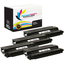 4 Pack Canon E40 Black Replacement Standard Toner By Smart Print Supplies