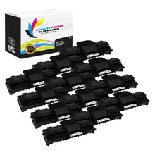 12 Pack Dell 1100 Black Replacement Toner Cartridge By Smart Print Supplies