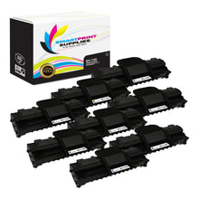 8 Pack Dell 1100 Black Replacement Toner Cartridge By Smart Print Supplies