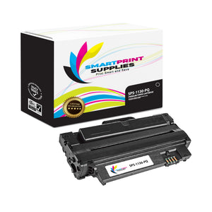 1 Pack Dell D1130 PQ Premium Replacement Black Toner Cartridge by Smart Print Supplies