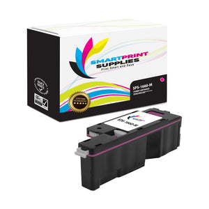 1 Pack Dell C1660W Magenta Replacement Toner Cartridge By Smart Print Supplies