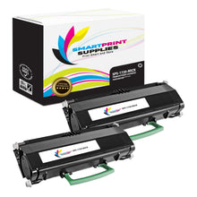 2 Pack Dell 1720 MICR Replacement Black Toner Cartridge by Smart Print Supplies /6000 Pages