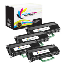 4 Pack Dell 2330 MICR Replacement Black Toner Cartridge by Smart Print Supplies /6000 Pages