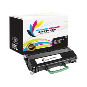 1 Pack Dell 2330 MICR Replacement Black Toner Cartridge by Smart Print Supplies /6000 Pages