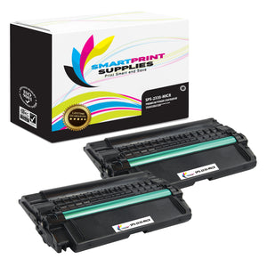 2 Pack Dell 2335 MICR Replacement Black Toner Cartridge by Smart Print Supplies /6000 Pages