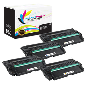 4 Pack Dell 2335 MICR Replacement Black Toner Cartridge by Smart Print Supplies /6000 Pages