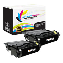 2 Pack Dell 5230 MICR Replacement Black Toner Cartridge by Smart Print Supplies /21000 Pages