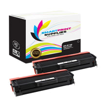 2 Pack Dell B1160 Black Replacement Toner Cartridge By Smart Print Supplies