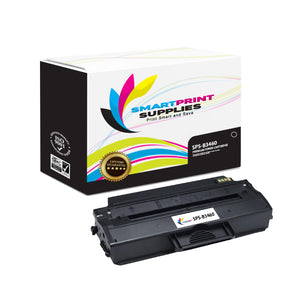 1 Pack Dell B3460 Premium Replacement Black Toner Cartridge by Smart Print Supplies