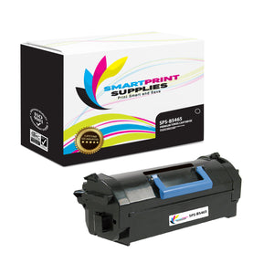 1 Pack Dell B5465 Premium Replacement Black Toner Cartridge by Smart Print Supplies