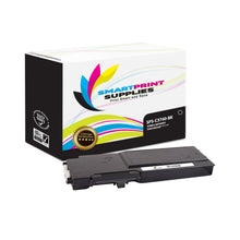 1 Pack Dell C3760 Black Replacement Toner Cartridge By Smart Print Supplies