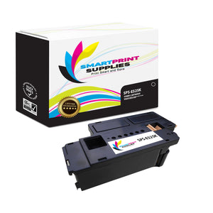 Dell E525K Replacement Black Toner Cartridge by Smart Print Supplies /2000 Pages